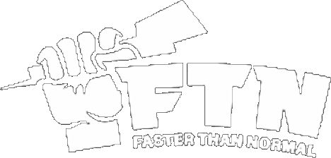 Faster Than Normal logo