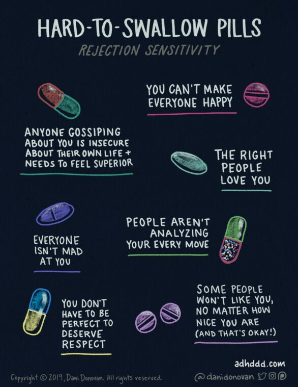 Hard-To-Swallow Pills: Rejection Sensitivity