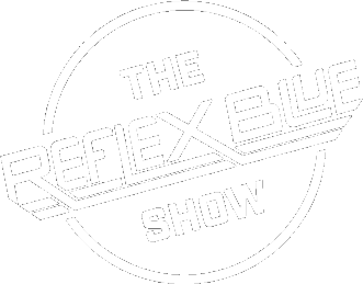 The Reflex Blue Show logo