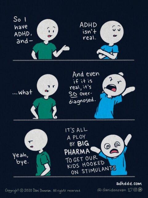 ADHD Skeptics