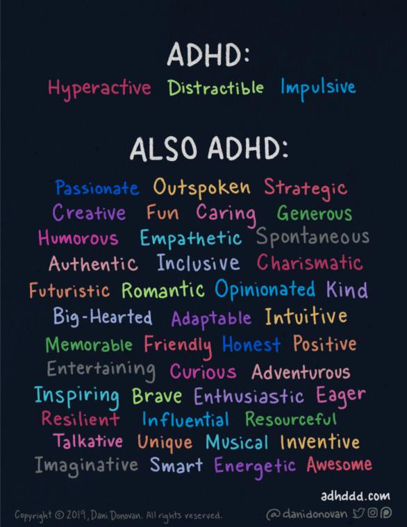 Also ADHD
