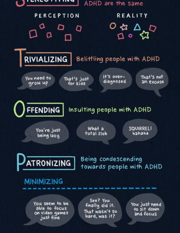 ADHD Stigma